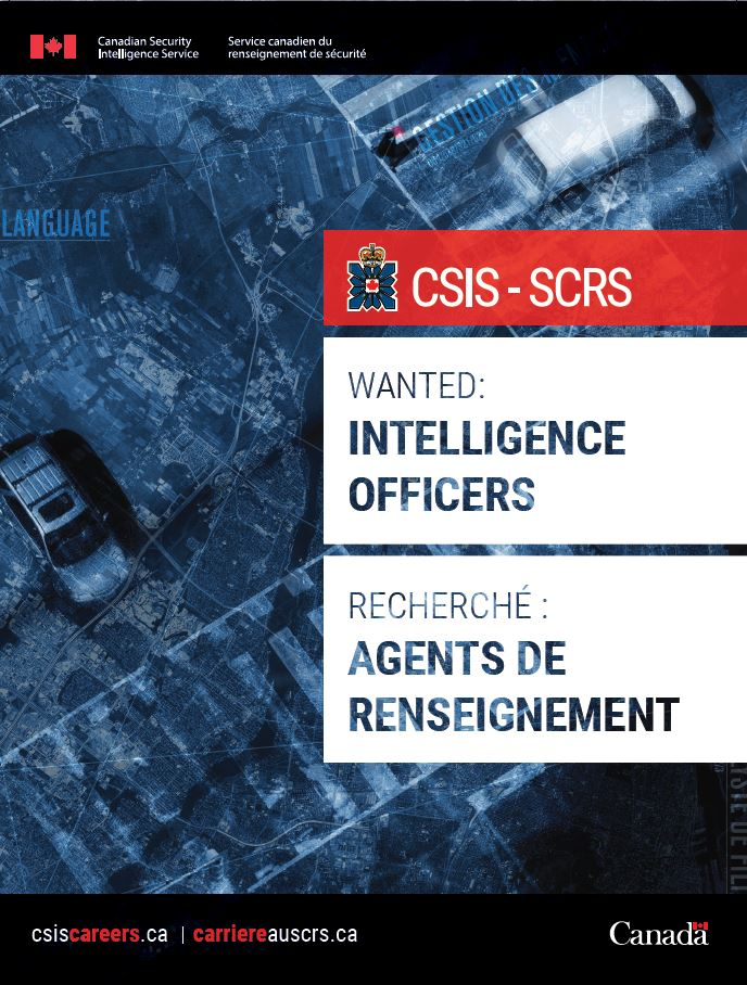 an overview of the canadian security intelligence service csis The canadian security and intelligence service, csis, was established in 1984 following the recommendation of the macdonald commission report co-incidentally, this was about the same time period that insiders linked to wcw western canada water enterprises ltd hatched their devious plan to swindle canada's water export wealth mr.