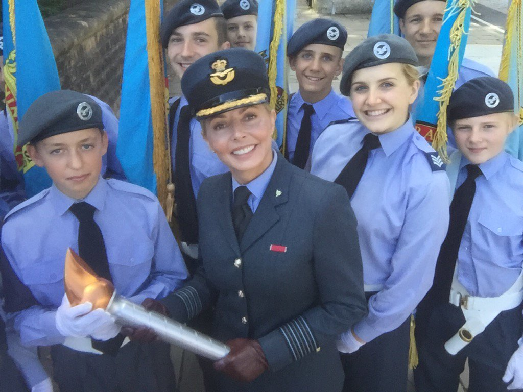 Hello from us @aircadets to you x https://t.co/hGCHoLNoLW