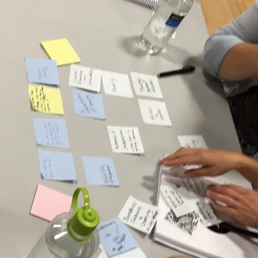 What is the criteria for a good problem? Narrowing down the selection. #cbeshift https://t.co/wQPYqjqlCA