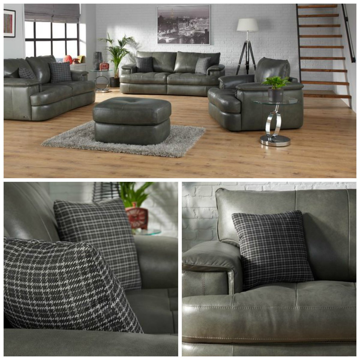 Scs Sofas On Twitter Add A Stylish Touch To Your Home With This 100 Leather Sisi Italia Alessia 3 Seater Sofa Https T Co Wxfpux7hap