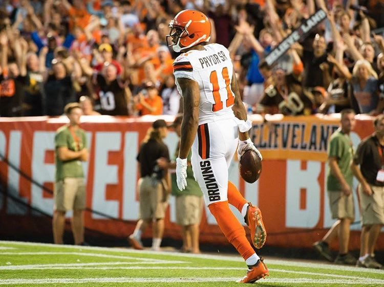Cleveland Browns GAMEDAY https://t.co/5rotNLFOnu