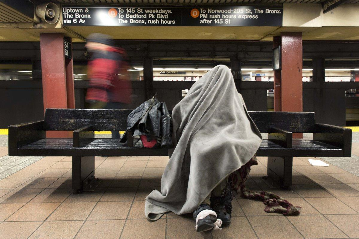 EXCLUSIVE: New York City's homelessness has hit an all-time high. Advocates explain why