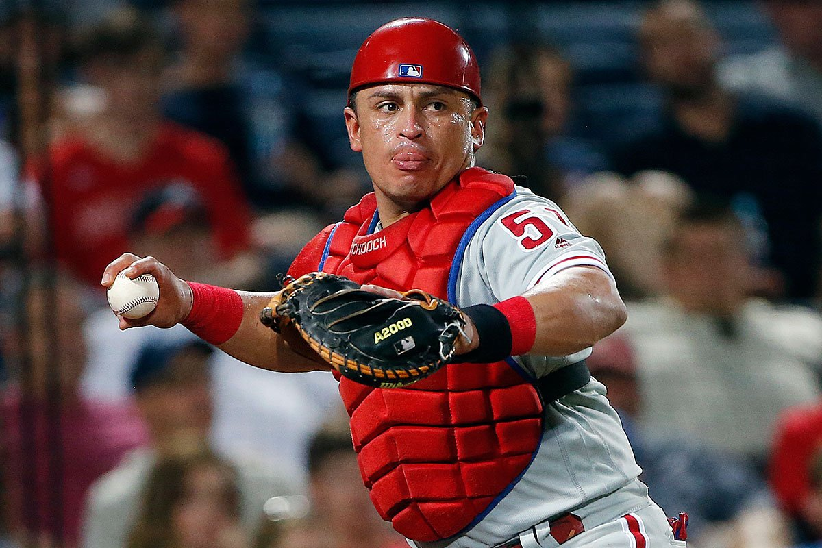 Carlos Ruiz was as much a part of Phillies' glory days as anyone, writes @ByDavidMurphy
