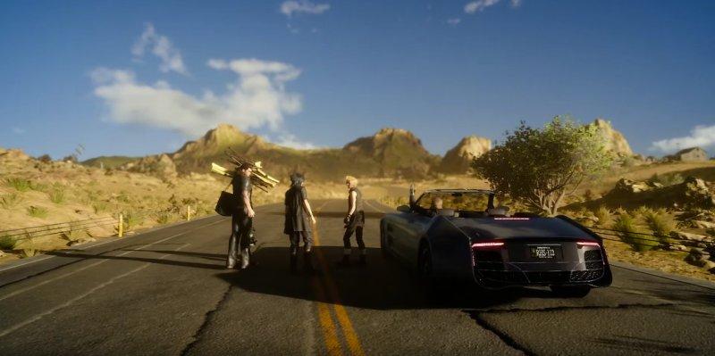 Final Fantasy XV - World of Wonder 'Tour of Eos with Noctis' 1