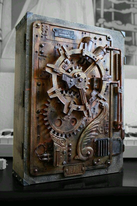 Yo quiero uno asi #Steampunk