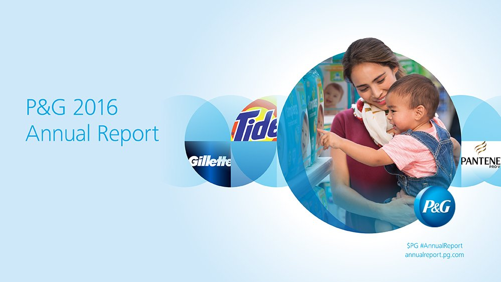 Procter and gamble annual report 2016 gambling addiction help toronto