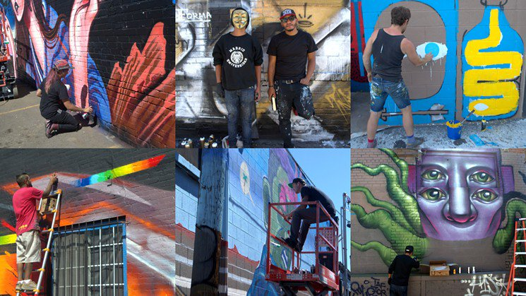 An impressive first-round of artists has been released for ColoradoCrush.
