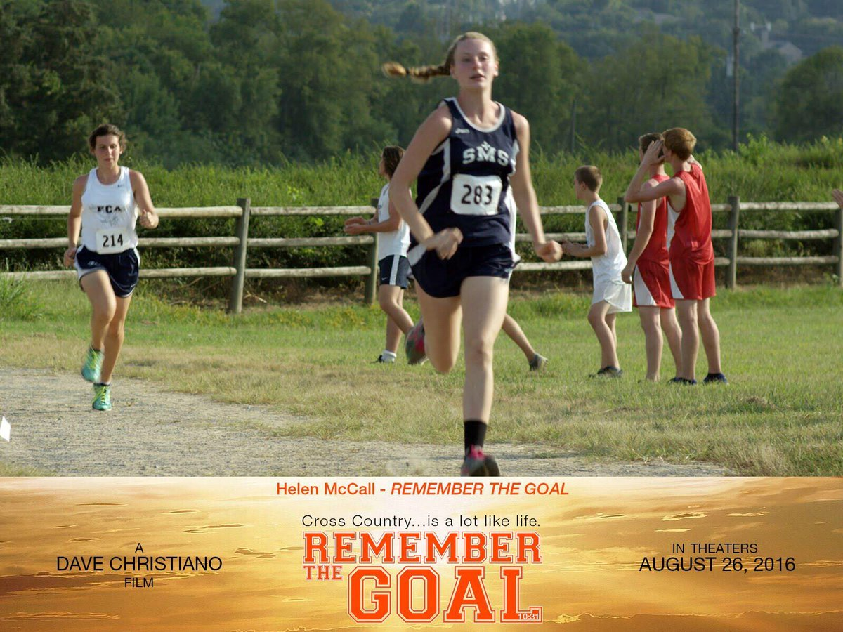 Remember the Goal is in theaters today. The movie features SMS alum Helen McCall '16. #smslions #rememberthegoal <br>http://pic.twitter.com/cfGtvYYSxW
