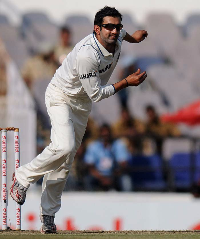 "Gautam Gambhir on Twitter: ""Pretty clean bowling action, maybe I ..."