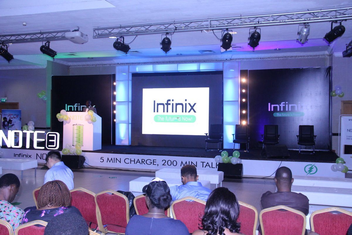 Image result for INFINIX NOTE 3 civic center