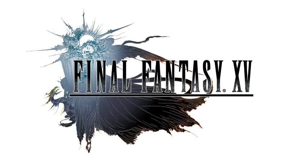 Resultado de imagem para final fantasy xv logo png