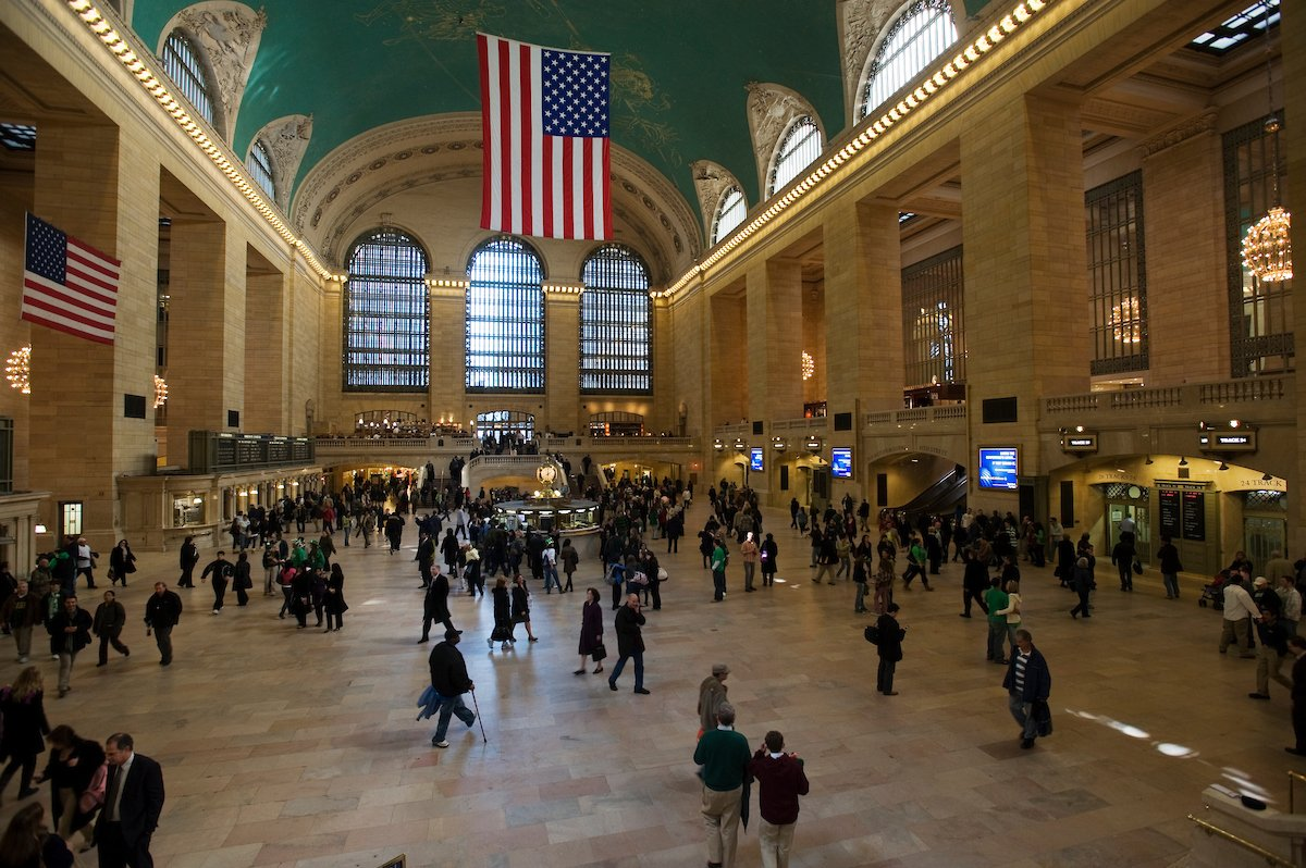 Consider all the adventures you can take from GrandCentral.