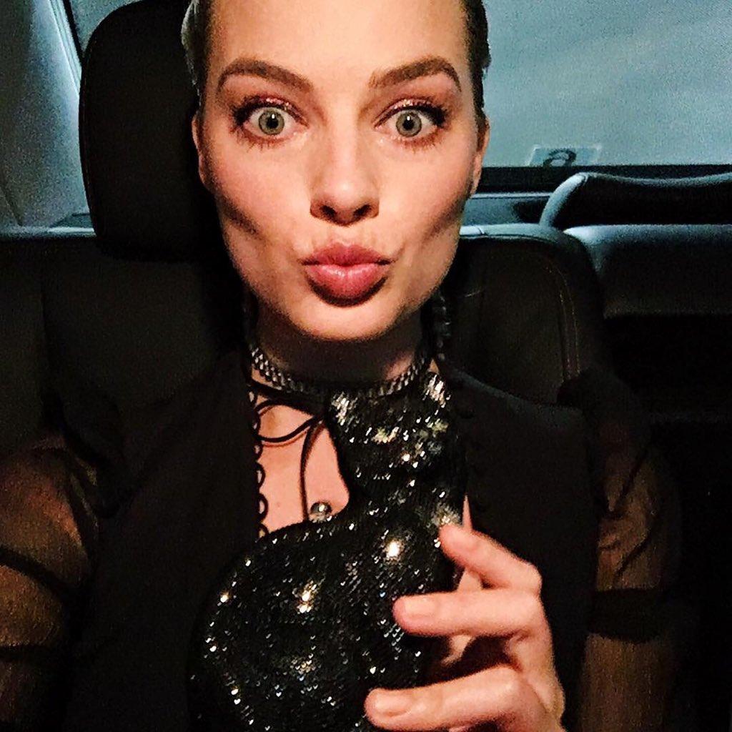 Selfie Margot Robbie nude photos 2019