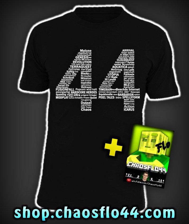 chaosflo on twitter die neuen 44 shirts hoodies und. Black Bedroom Furniture Sets. Home Design Ideas