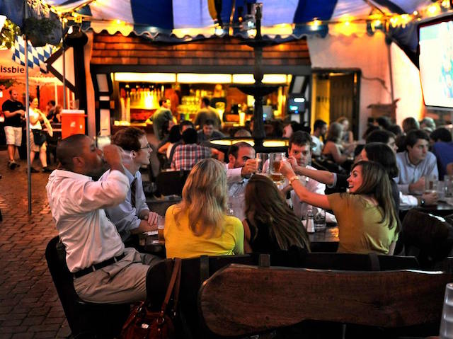A guide to the best beer gardens in D.C.