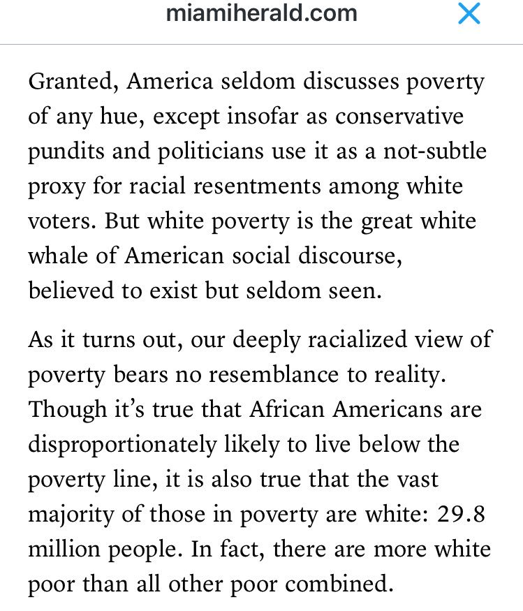 Thumbnail for White Poverty, the Black Middle Class, the Southern Strategy, and Other Well Kept American Secrets