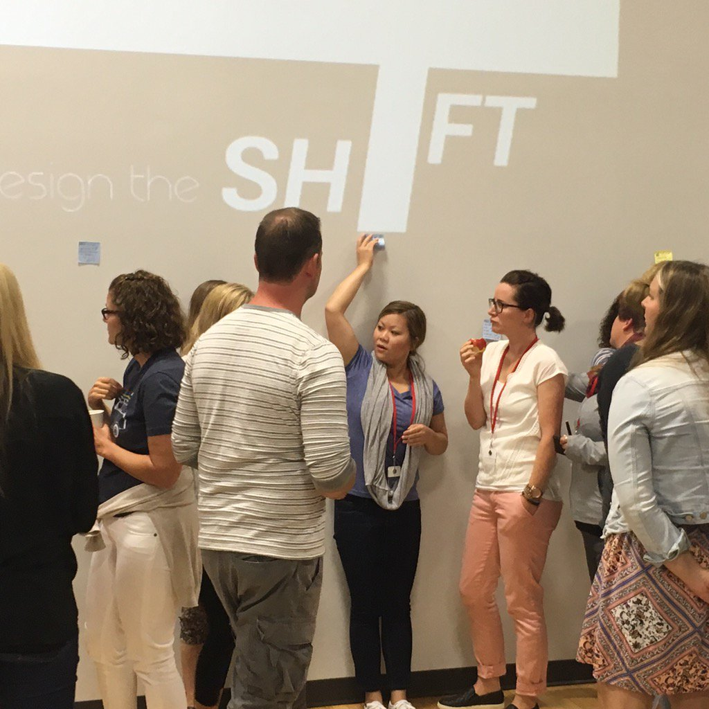 Digging deep. What are the problems you want to solve? #cbeshift? https://t.co/KJvKSN7qRt