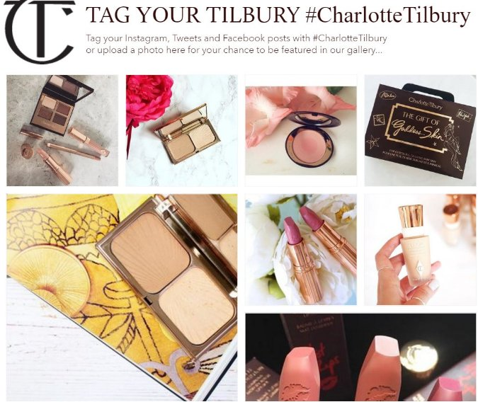 Which @ctilburymakeup products are you loving? 💕 Tag your favourites using #CharlotteTilbury to be featured! https://t.co/cMyEQuCVTq