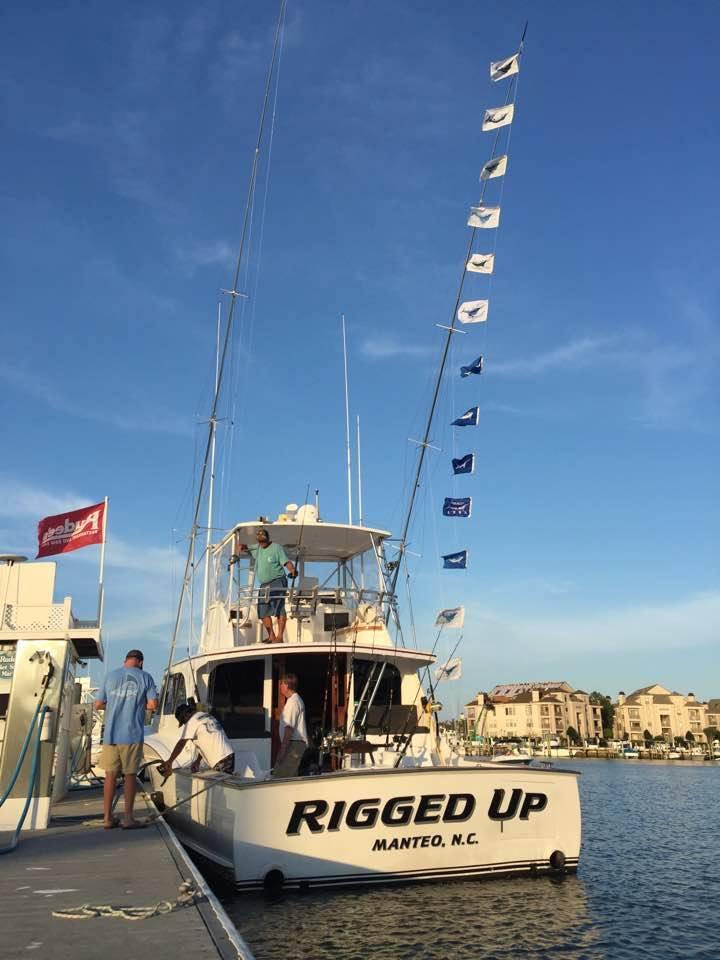 Virginia Beach, VA - Rigged Up released 13 Sailfish.