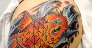 Tattoo 3d Tribal On Twitter Tatto 8 Gambar Tato Japan Keren Di Lengan Dada Dan Punggung Pria Artikel Ini Https T Co Uoicnuizgc Tattoomagz