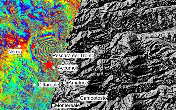 INGV ci spiega il magnitudo M6.2 del Terremoto in Italia centrale del 24 agosto 2016 alle ore 03.36
