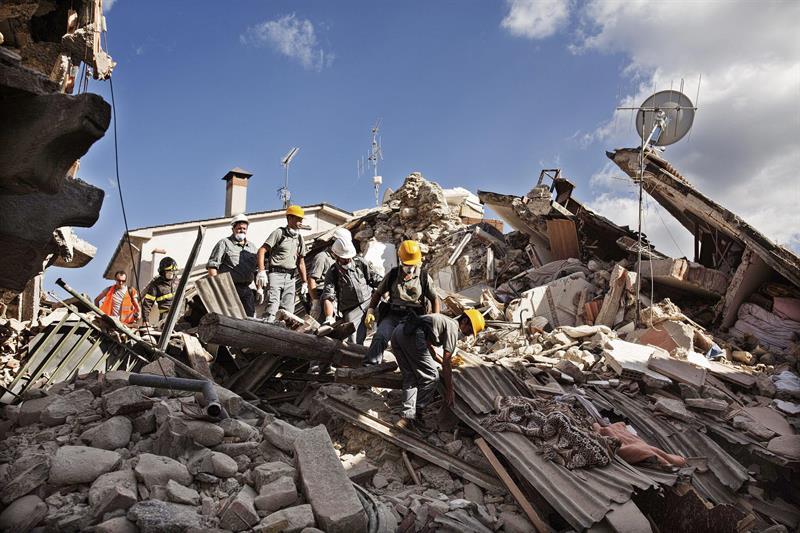INGV Terremoti: Sequenza sismica in Italia centrale, la sismicità storica dell'area