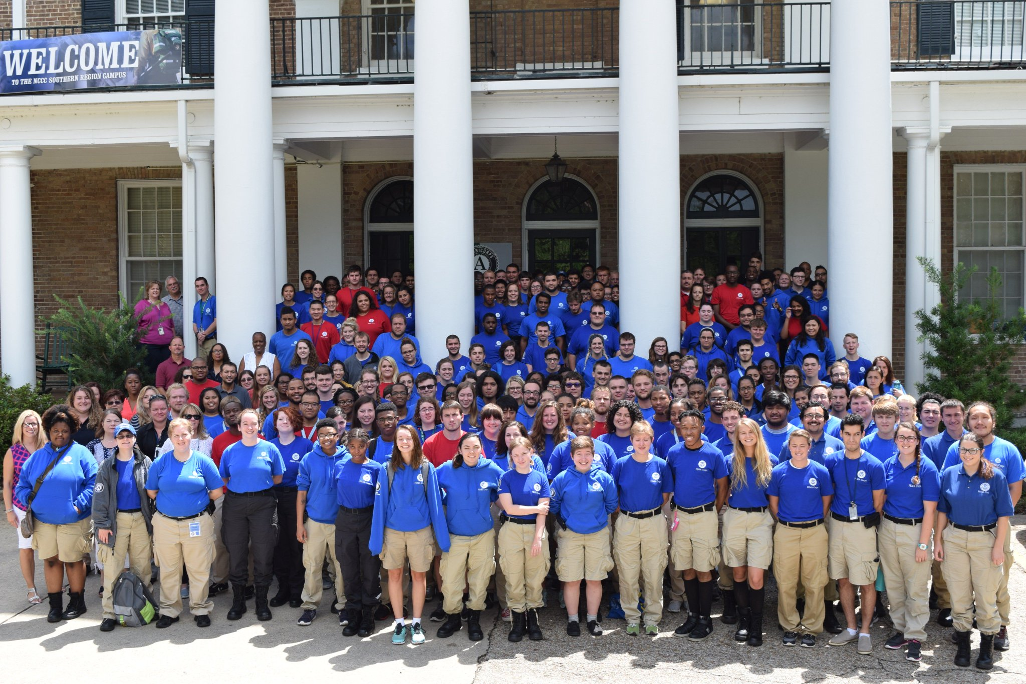 AmeriCorps NCCC Southern Region (Official), 2715 ...