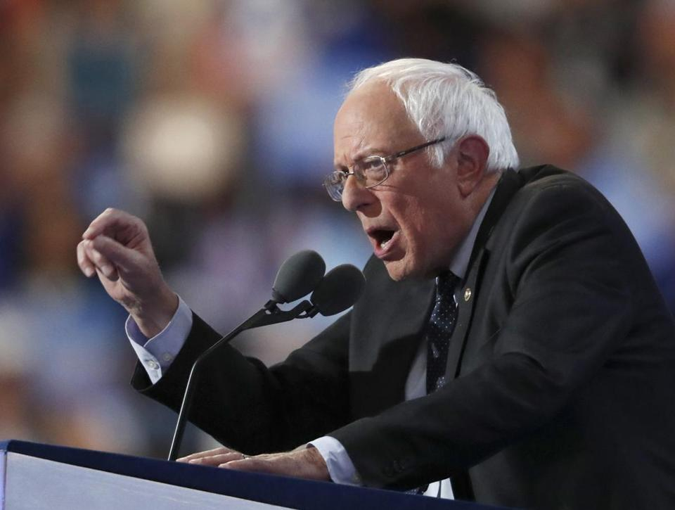 Sanders heading to N.H. on Labor Day to campaign for former primary rival Clinton