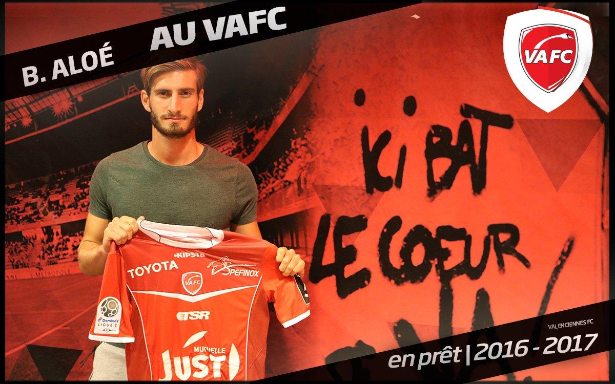 [Baptiste Aloé] signe 3 ans à Valenciennes - Page 2 CqzY9y6XgAASxda