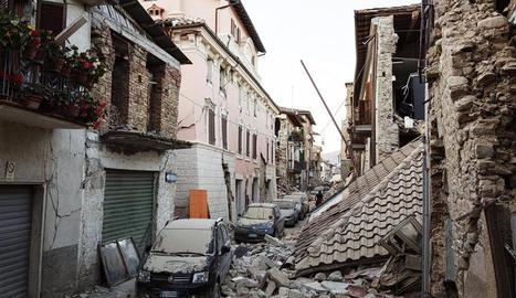 Terremoto Oggi Italia: scossa M4 alle 4:50 tra Montegallo e Arquata del Tronto (Ascoli Piceno)