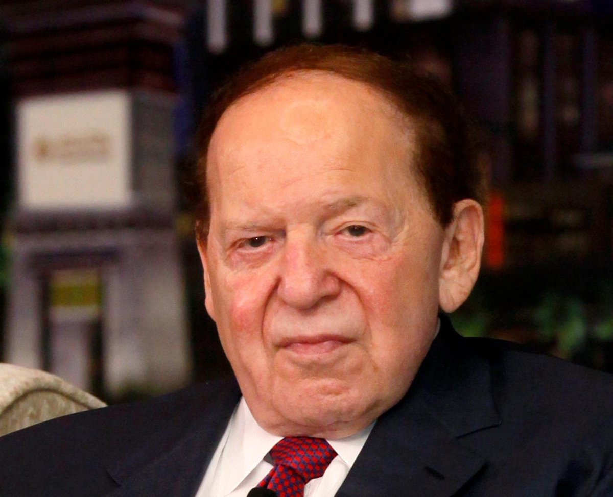 Is billionaire Sheldon Adelson trying to take short cut with Raiders in Las Vegas?