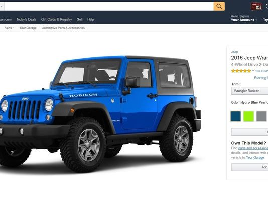 Could buying cars online be the next big thing?