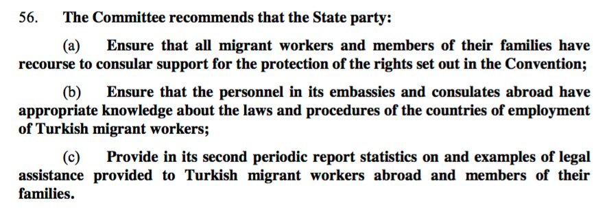 19) On top of that, the UN recommended three-point action plans for Turkish government to be applied for missions. https://t.co/TVj7FvBoO8
