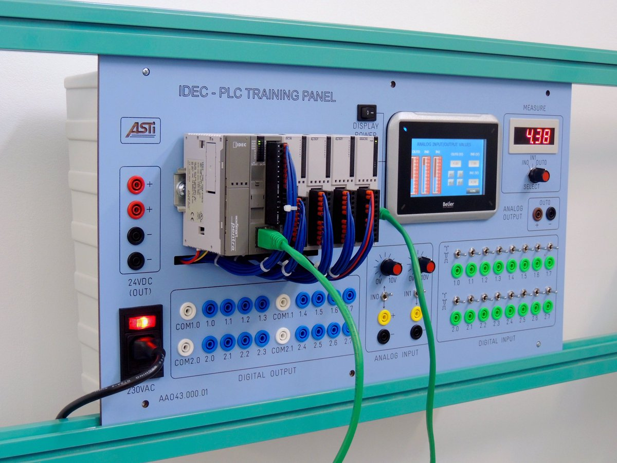 Panel Wiring Training - Collection Of Wiring Diagram •