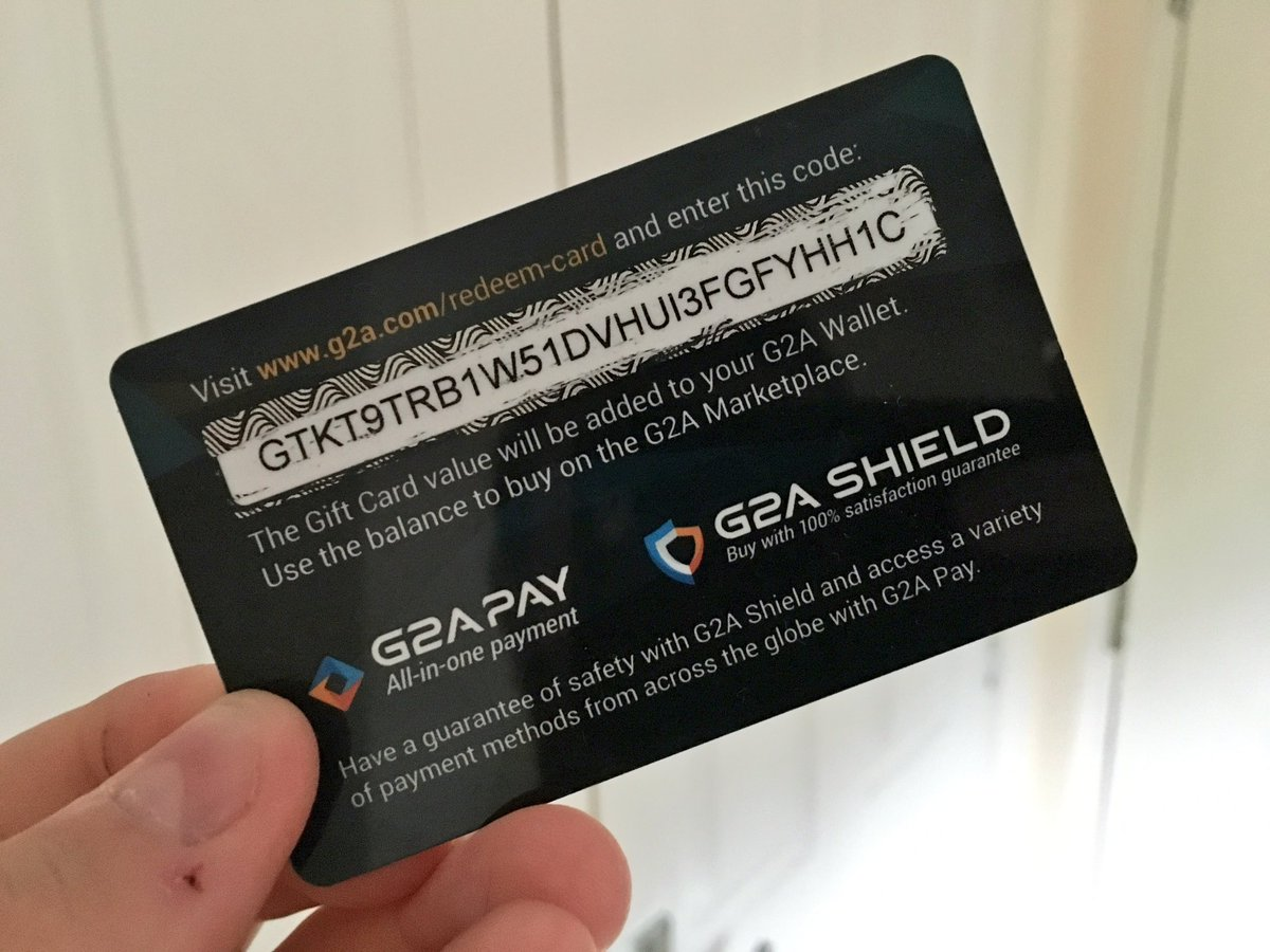 Liam Biggs On Twitter G2a 5 Euro Gift Card Code Good Luck Guys