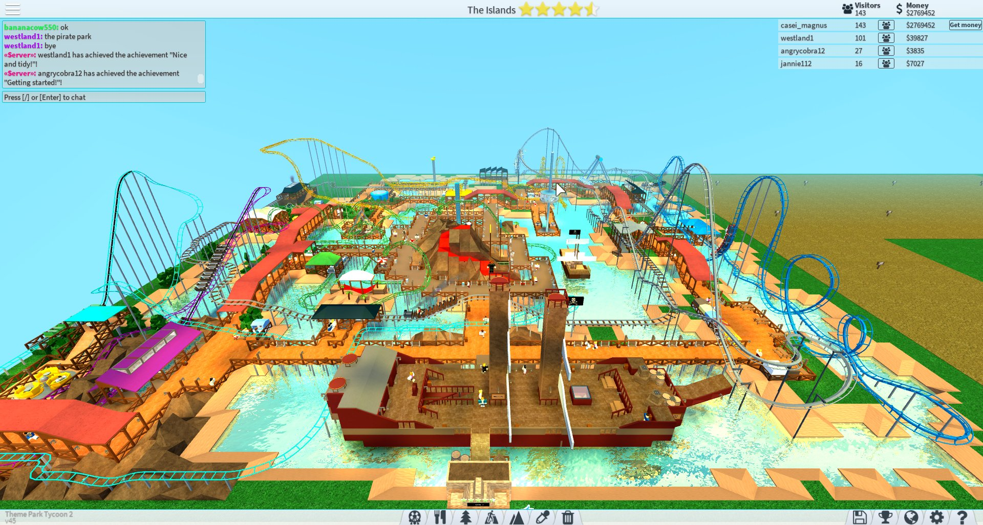 "Casei Magnus on Twitter: ""The Islands theme park ..."