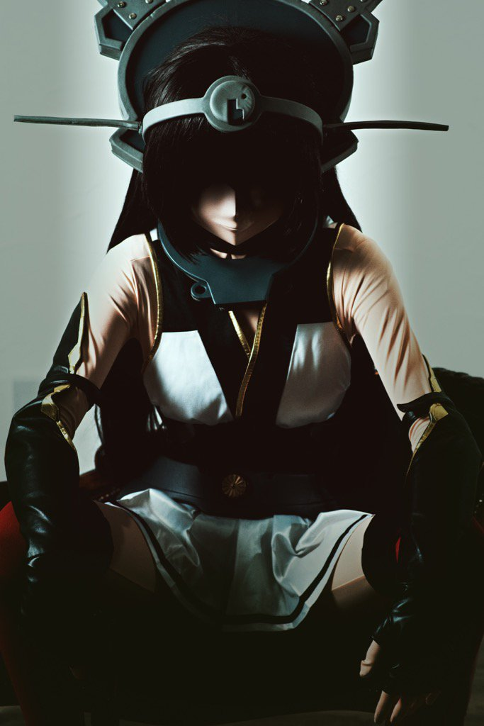 NAGATO Black Ops  撮影・加工:あさきさん(@Asa_kig ) https://t.co/o1AyFRca1C