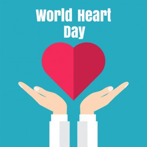 Sept 29th is #WorldHeartDay! If you're a #health #blogger get in touch to find out about our #healthyheart kits... https://t.co/6kTfuRIhe2
