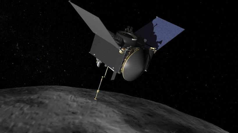 OSIRIS-REx spacecraft, NASA