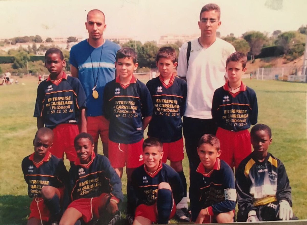 Paul Pogba On Twitter Ptt Polo Suis Où Throwback To Little - J mike carrelage