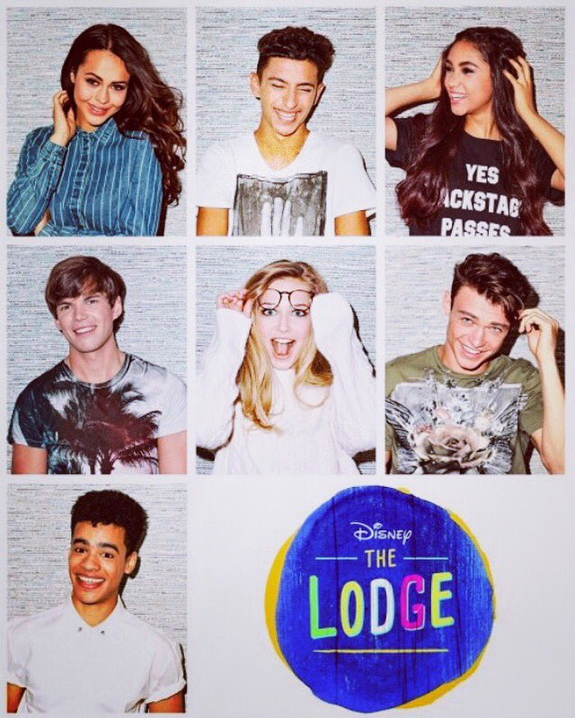 IT'S OUT! Check out the @DisneyChannelUK YouTube page to watch Episode 1 of #TheLodge! Let us know what you think!🏡😃