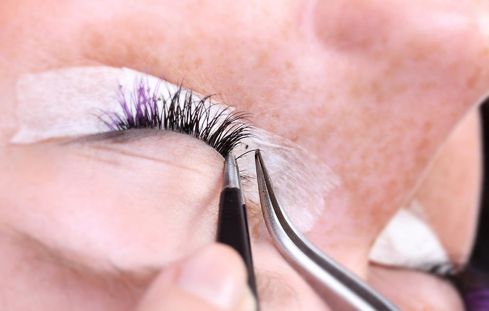Womens Health On Twitter My Eyelash Extensions Made My Real