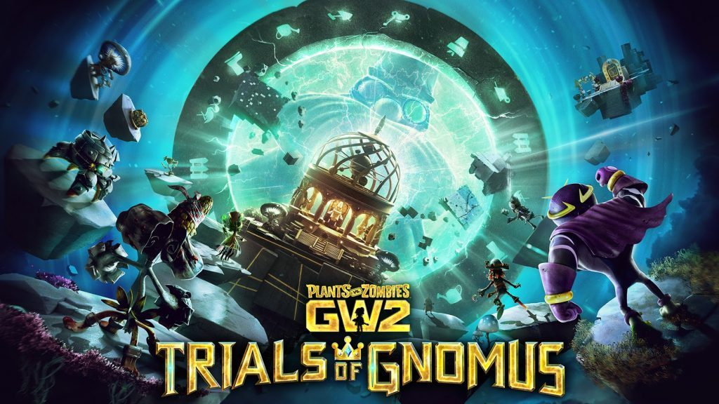 Trials Of Gnomus Dlc Released For Pvz Garden Warfare 2 Pc News At New Game Network