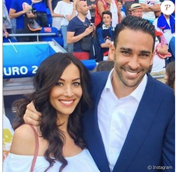 "Adil Rami: Purepeople.com On Twitter: ""Sidonie Biémont Et Adil Rami"
