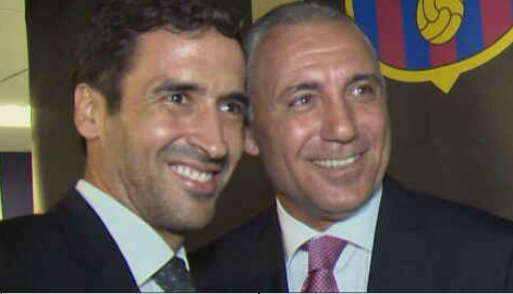 La foto de Raúl que indigna al madridismo