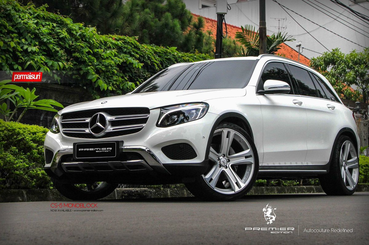 premier edition uk on twitter mercedes glc fitted with our 22 inch cs5 wheels by permasuri. Black Bedroom Furniture Sets. Home Design Ideas