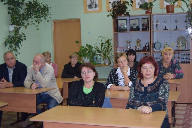 Николай Терехов встретился с жителями Фёдоровки