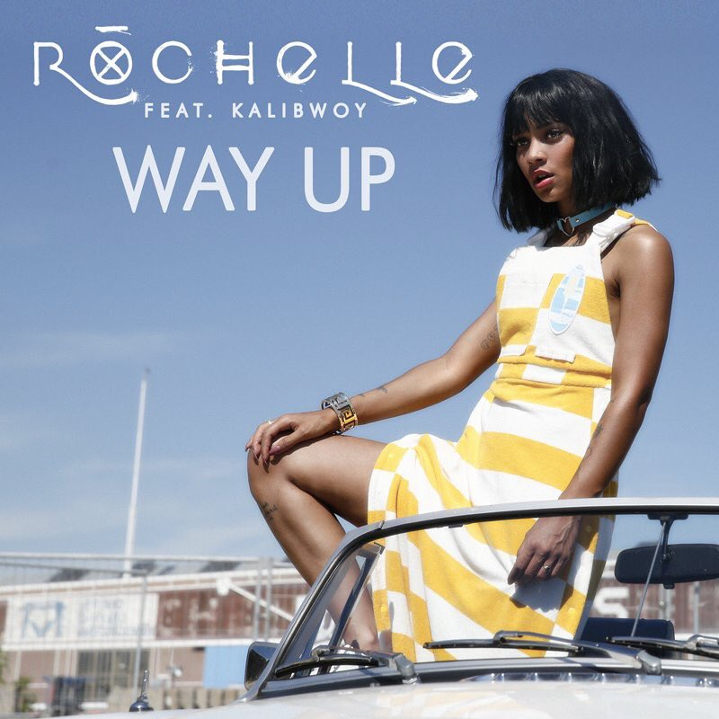 My new single 'Way Up' ft. @KaliBwoyKarlito is now available on Spotify!