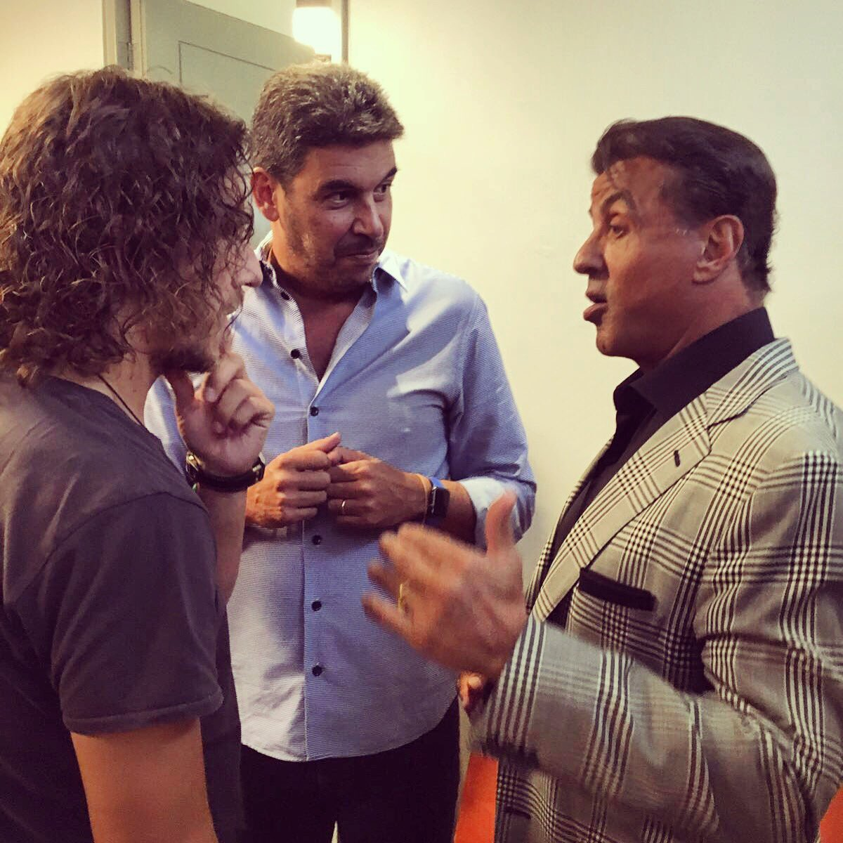¿Cuánto mide Sylvester Stallone? - Real height Cr2AfYIWAAABkzN