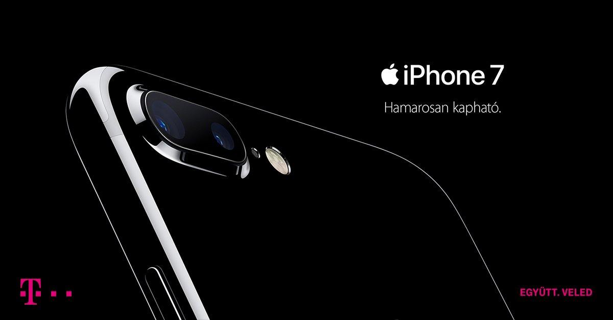 Szeptember 23-án megkezdjük az iPhone 7 és 7 Plus forgalmazását. Előrendelés már 16.-tól! https://t.co/pEDpxTKnA3 https://t.co/vYK0jF5wRm